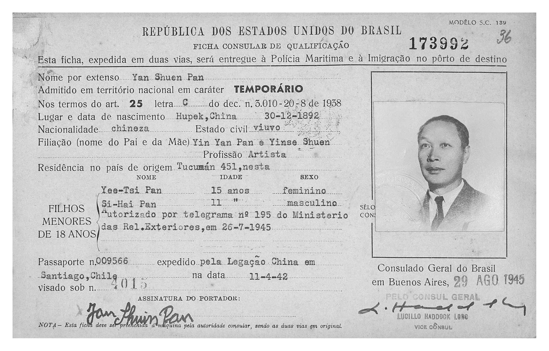 1945-08 - ficha consular - RJ - 01 copy