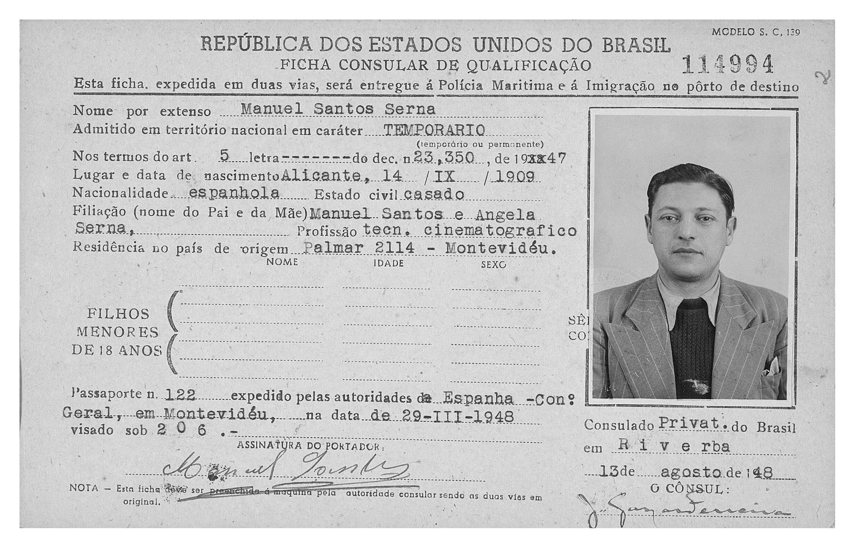 1948-08 - ficha consular - RJ - 01 copy