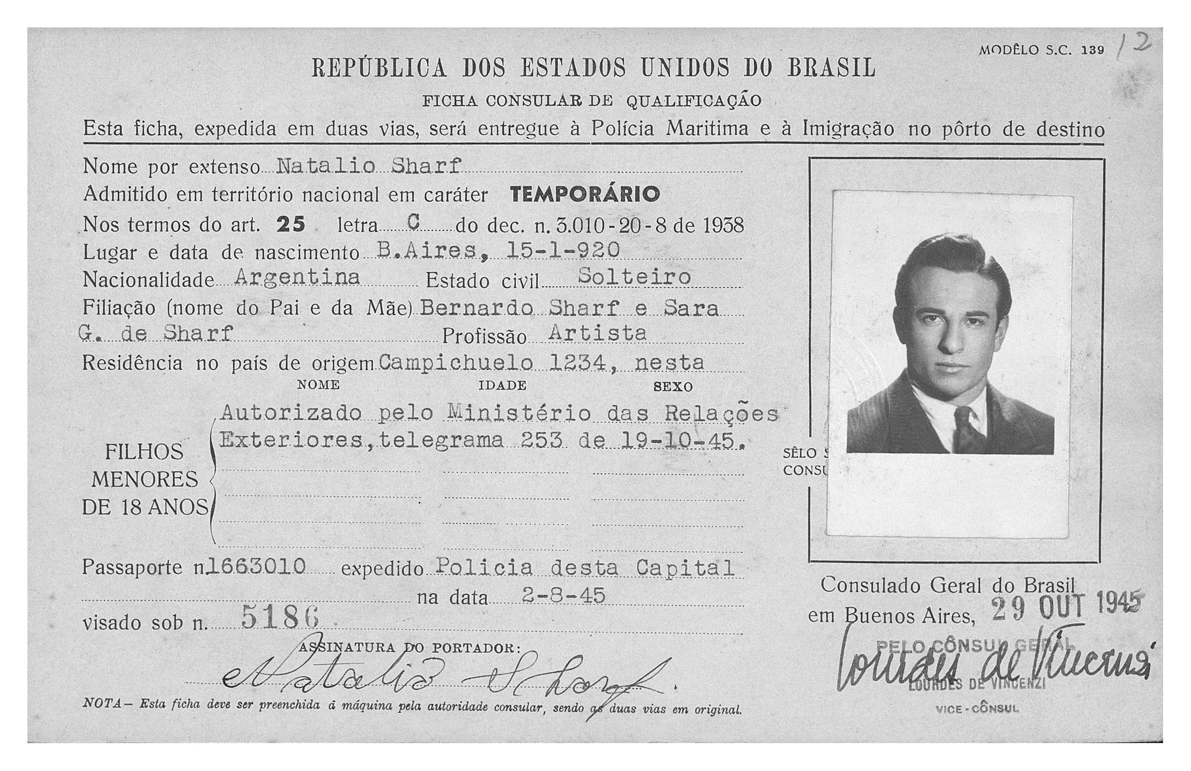 1945-10 - ficha consular - RJ - 01 copy