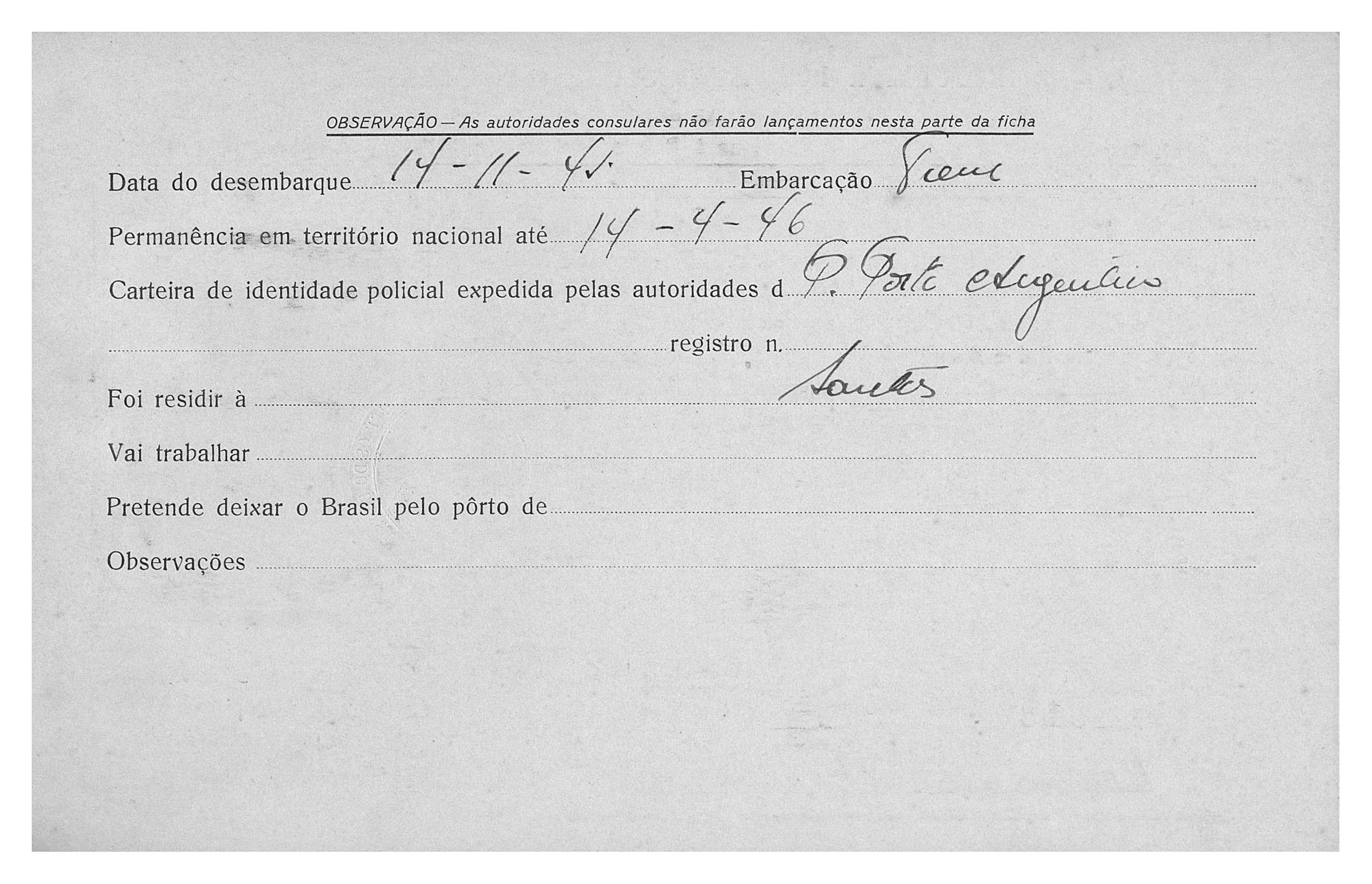 1945-10 - ficha consular - RJ - 02 copy