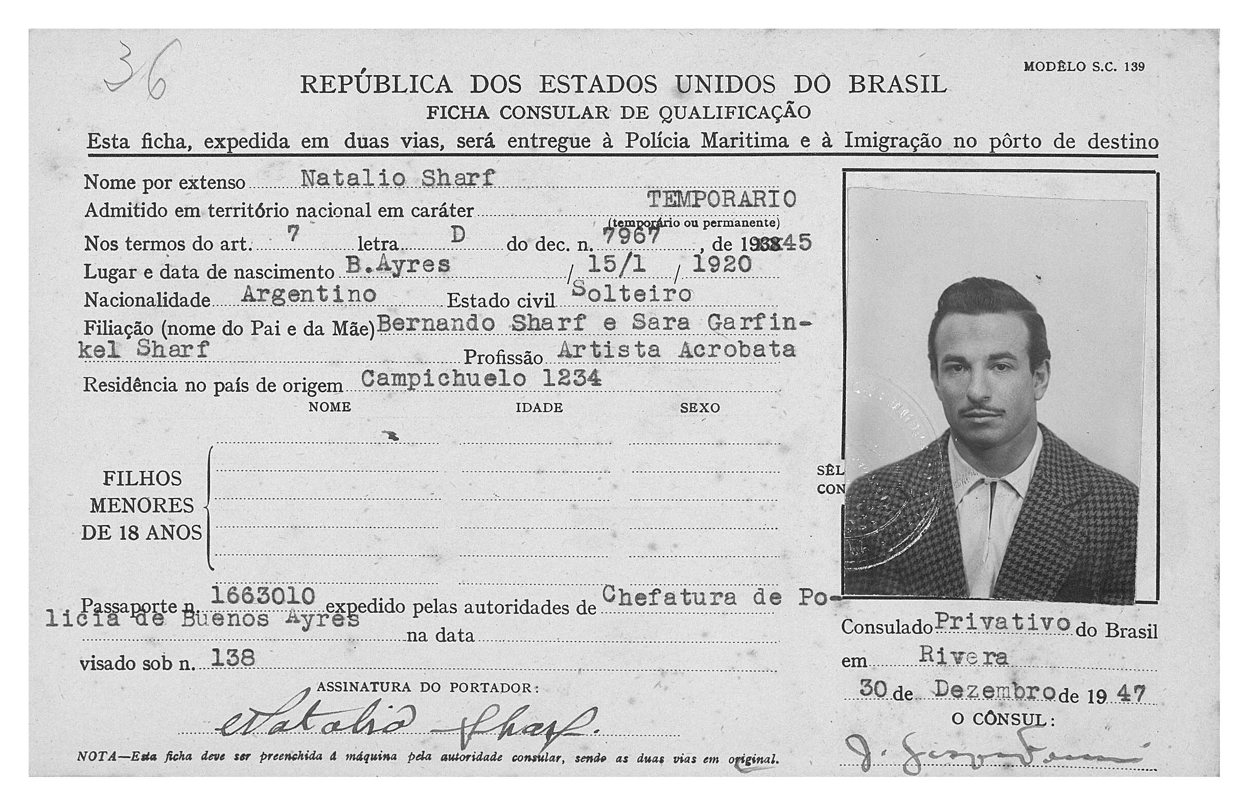 1947-12 - ficha consular - RJ - 01 copy
