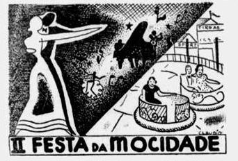 Festa da Mocidade - Ed. 066 - Anúncio