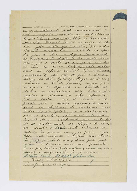 Kurt Doc 15 - Verso
