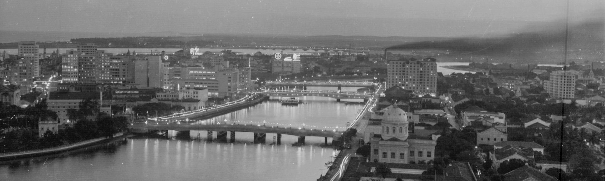 Detalhe de fotografia do acervo do Museu da Cidade do Recife. Todos os direitos reservados.